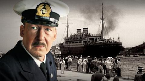 Kapitän der St. Louis