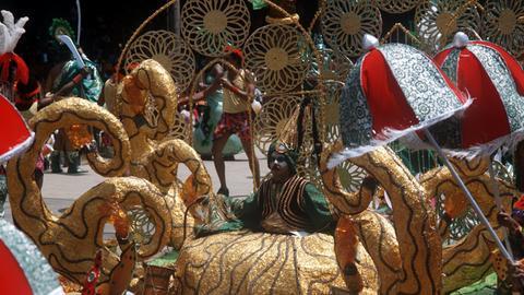 Karneval in Trinidad