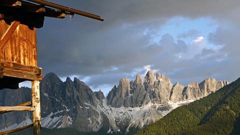 Dem Himmel so nah - zwischen Karwendel und Dolomiten