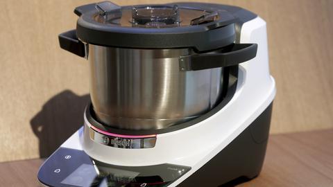 Die Multifunktionsküchenmaschine von Bosch: Cookit.