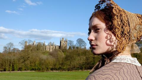 Selbstbewusst und eigenwillig: Jane Eyre (Mia Wasikowska) weiß genau, was sie will.