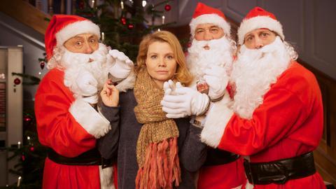 Weihnachts-Männer