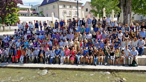 Sie kommen aus aller Welt, ihre Vorfahren waren Juden und lebten in Vorarlberg – dort treffen sich Nachkommen zum Familienfoto.