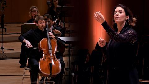 Ausschnitt aus dem Konzert