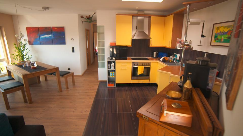 Drei Zimmer Küche : Drei zimmer küche bad film szenenbild