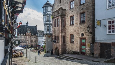 Stadt Marburg