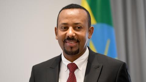 Der äthiopische Regierungschef Abiy Ahmed Ali