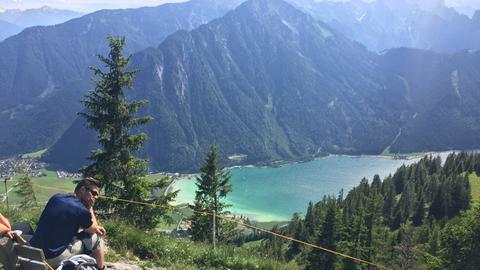 Abenteuer Alpenüberquerung - Vom Tegernsee nach Sterzing