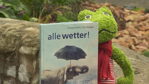 """""""alle wetter!""""-Buch"""