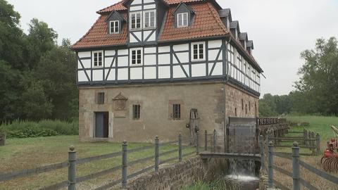 Mühlenmuseum alte Mühle, Zierenberg-Laar