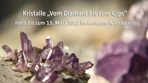 Kristalle Vom Diamant  bis zum Gips