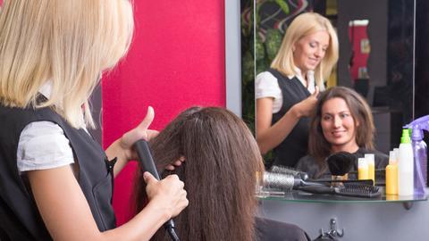 Haare Friseur