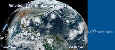 Hurrikansaison2020