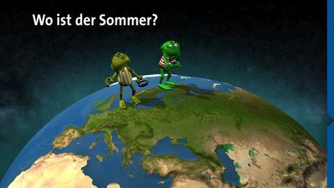 Wo ist der Sommer?
