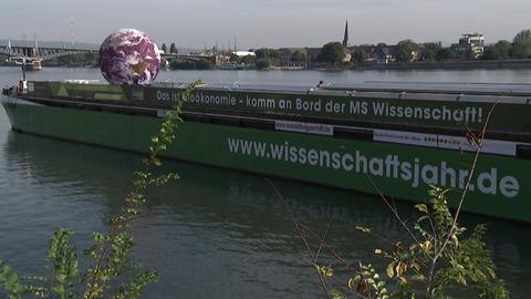 MS Wissenschaft Mainz