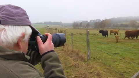 Naturfotograf Horst Siebert