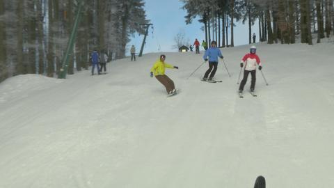 Skihang Zuckerfeld