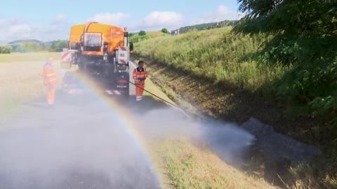 Straßenentwässerung
