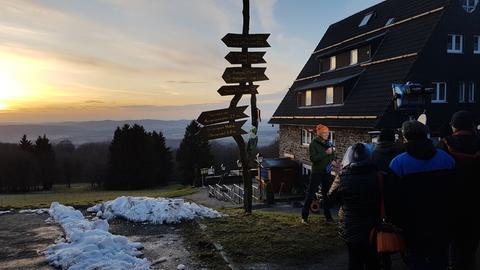 Winterferientour Meissnerhaus