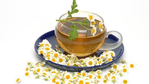 Tee aus Fieberkraut