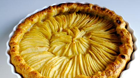 Tarte Tatin Apfel-Tarte