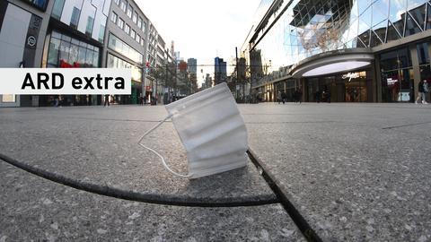 ARD extra zu Corona-Maßnahmen (10.2.)