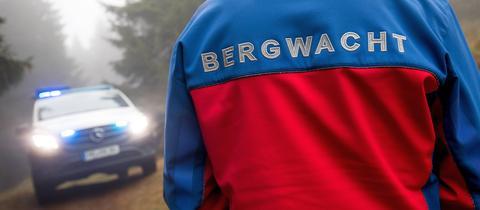 Die Bergwacht ist auch in Schmitten aktiv