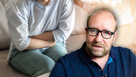 Mario Berwald und Iris aus Schlüchtern