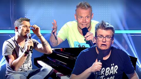Das hr Comedy Festival am 1.10.