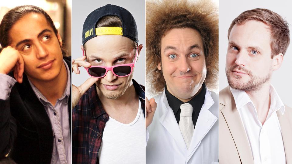 Comedy Sendungen