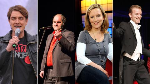 Comedy Tower Staffel 4 Folge 11 - Matze Knop, Matthias Egersdörfer, Käthe Lachmann, Ass Dur