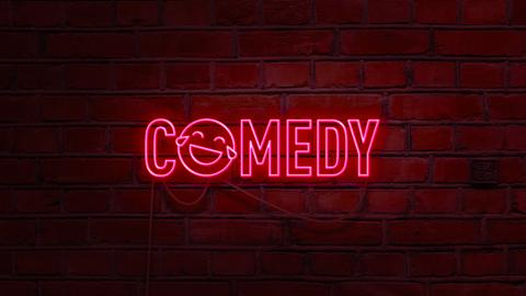 YouTube: Logo hr-Comedy-Kanal