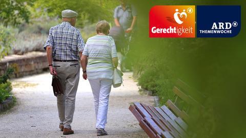ARD-Themenwoche: Gerechtigkeit - Rentner