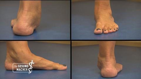 Die Gesundmacher: Gesunde Füße – ein starker Auftritt