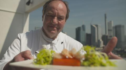 Die Chef-Challenge: Koch Klaus Bramkamp stellt sich der Herausforderung