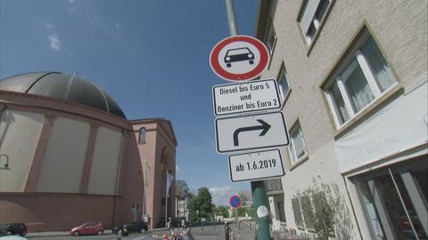 Dieselverbot Darmstadt
