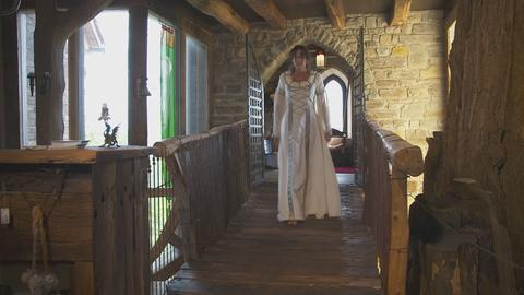 Leben im Mittelalterhaus