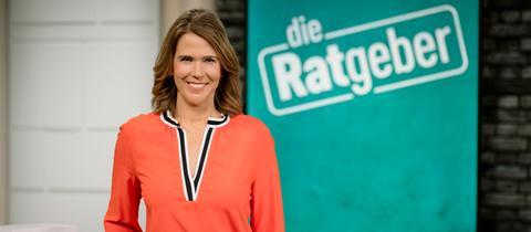 Die Ratgeber: Moderatorin Anne Brüning