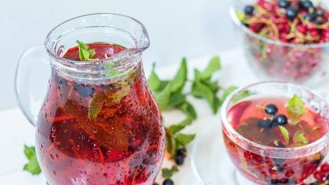 Früchte-Tee-Deluxe