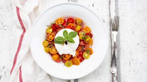New Orleans Tomatensalat