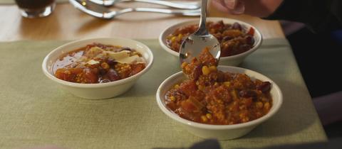 vegetarisches Chili