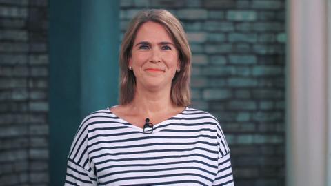 Ratgeber-Moderatorin Anne Brüning