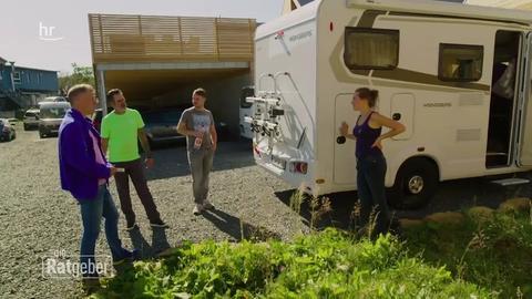 Fünf Sterne-Camping in der Rhön (1/5) | Über alle Berge – Mit dem Camper quer durch Deutschland