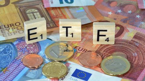 ETF - Börsengehandelte Fonds