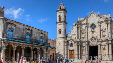 Die Altstadt von Havanna