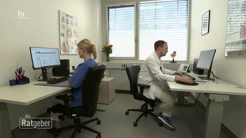 Telemedizin – der Doktor ist online