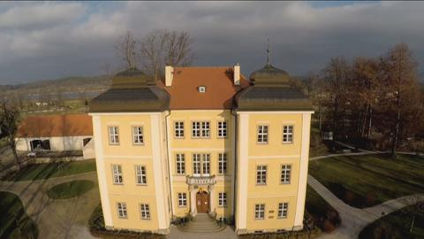 Schloss Lomnitz Polen
