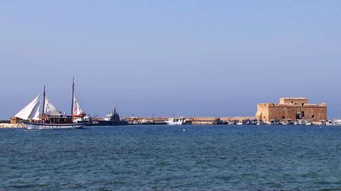 Das Castello von Paphos
