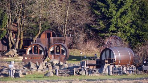 Landgasthöfe Serie die Ratgeber Taufsteinhütte