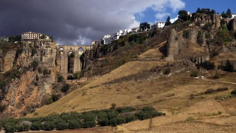 Brücke in Andalusien